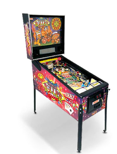 pinball High roller Casinò
