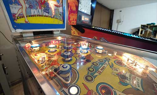 flipper arcade